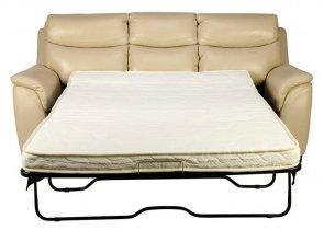 Кожаный диван Митчел 3-ка