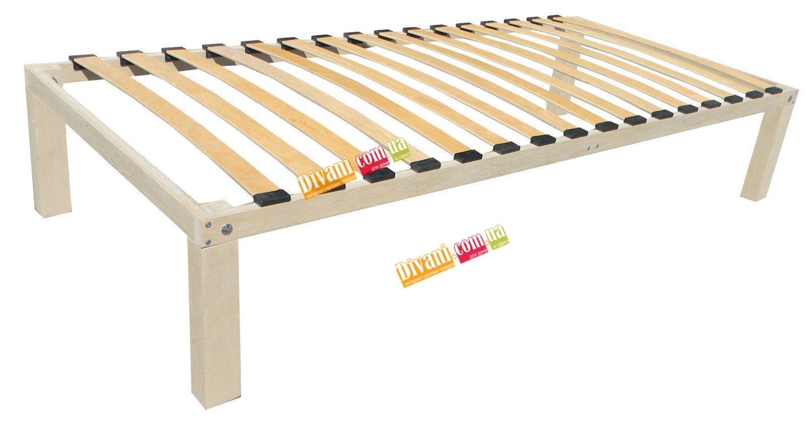 Каркас кровати для матраса 80x190см и 80x200см