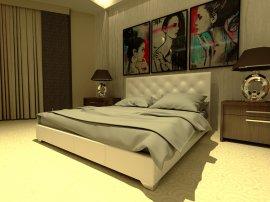 Двуспальная кровать Морфей 160х200