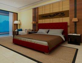 Двуспальная кровать Аполлон 200х180