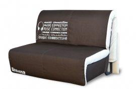 Ортопедический диван Элегант 02 Summer light - 120 см