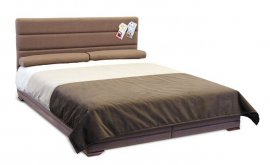 Двуспальная кровать 160 Ника Люкс