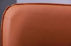 Кресло для руководителя Самба каркас хром софт