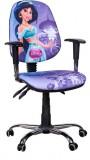 Кресло детское Disney Бридж Хром