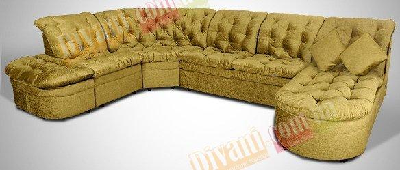 Угловой диван Корадо модульный набор
