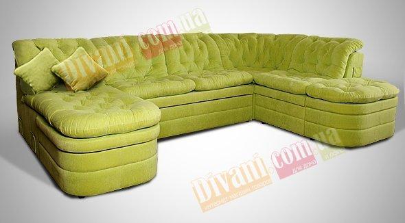 Угловой диван Корадо-2 модульный набор