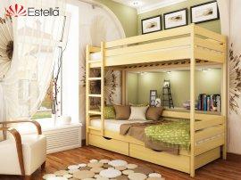 Двухъярусная кровать Дуэт - 190х80см