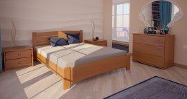 Двуспальная кровать Сидней - 180х190-200 см