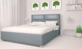 Двуспальная кровать с подъемным механизмом Сити 180*200см