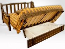 Кресло Дрезден - спальное место 70см