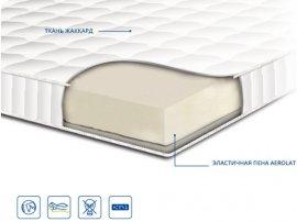 Двуспальный матрас Топпер Aerolat 160x200 см