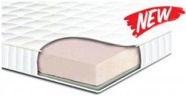 Двуспальный матрас Топпер Memory 160x200 см
