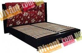 Двуспальная кровать с подъемным механизмом Подиум 1 180x200см