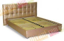 Двуспальная кровать с подъемным механизмом Подиум 4 - 160 см