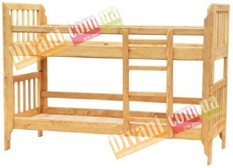 Кровать двухярусная - 190x90см