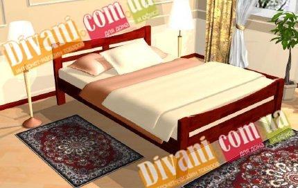 Кровать С2 - 190-200x120см (щит)