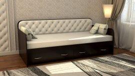 Полуторная кровать-диван Вадим - 120x200см