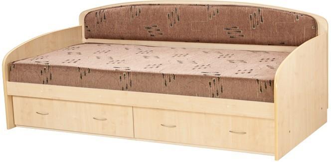 двуспальная кровать диван вадим 160x200 см 9039 грн продажа по