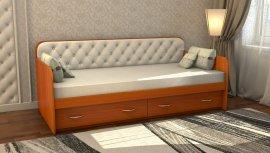 Полуторная кровать-диван Вадим - 120x190см