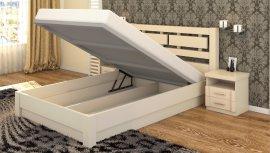 Полуторная кровать Виктория - 140x200см c механизмом