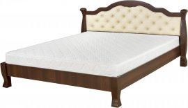 Полуторная кровать Татьяна-элегант Люкс - 120x190-200см