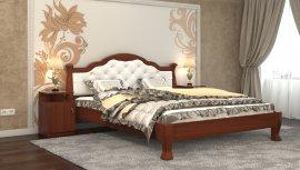 Полуторная кровать Татьяна-элегант Люкс - 140x200см
