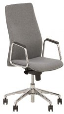 Кресло для руководителя Solo steel ES AL33