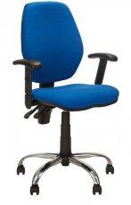 Кресло для персонала Master GTR window Freelock+ chrome