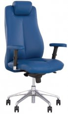 Кресло для руководителя Sonata R steel ES AL32 с синхромеханизмом