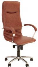 Кресло для руководителя Nova steel MPD chrome