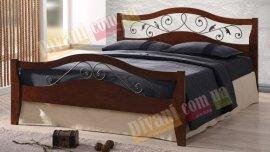Двуспальная кровать  Tala HF (Тала ШФ) 200x160см