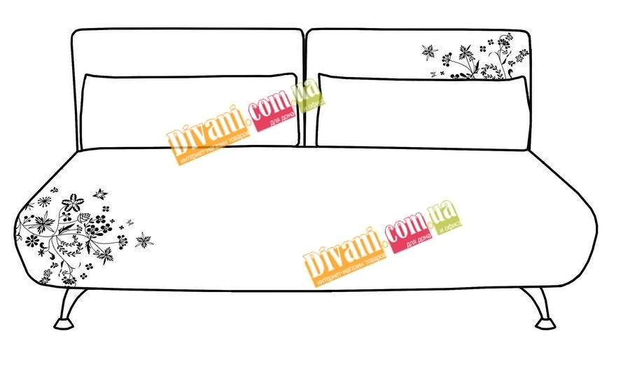 Диван-кровать Flirt-MFP180