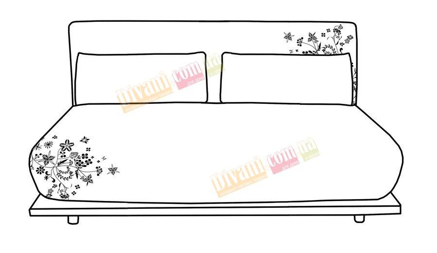 Диван-кровать Flirt-ВP180