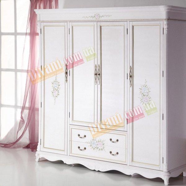 Шкаф 4х дверный Екатерина