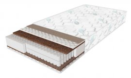 Двуспальный матрас Sleep&Fly Extra — 160x200 см