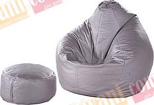 Кресло-груша + Пуф -цилиндр