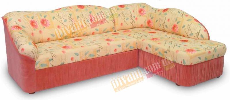 Угловой диван Юлия