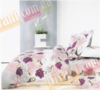 Семейный комплект постельного белья Анжелика -731