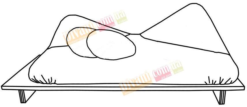 Диван-кровать Twister-WWLP