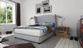 Полуторная кровать Винтаж 140х200 см