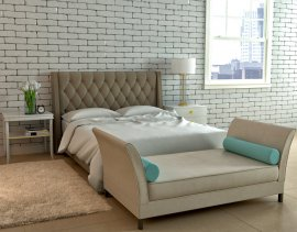 Двуспальная кровать Верона 180х200 см