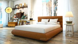 Двуспальная кровать Алексис 160х200 см