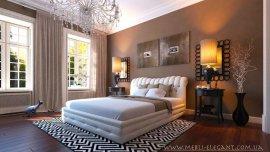 Двуспальная кровать Империя 180х200