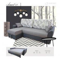 Угловой диван Смарт 11