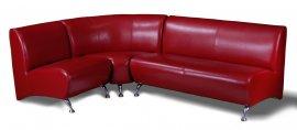 Офисный модульный диван Метро