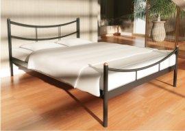 Двуспальная кровать Sakura 1 - 180 см с низкой спинкой у ног