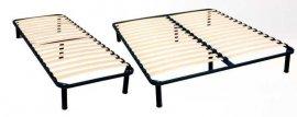 Каркас кровати Стандарт - 80 см шаг 5,5 см
