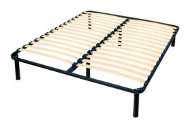 Каркас кровати Стандарт - 160 см шаг 5,5 см