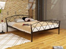 Односпальная кровать Jasmin Elegance 2 с изножьем - 80х190(200) см