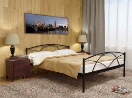 Односпальная кровать Palermo 2 с изножьем - 80х190(200) см